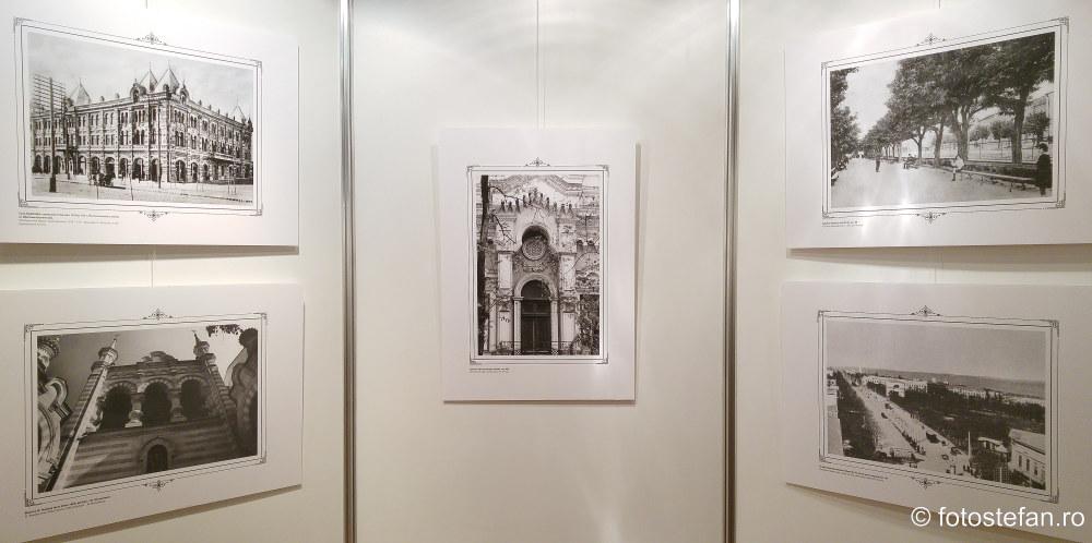 vernisaj expozitie foto palatul sutu cladiri chisinau