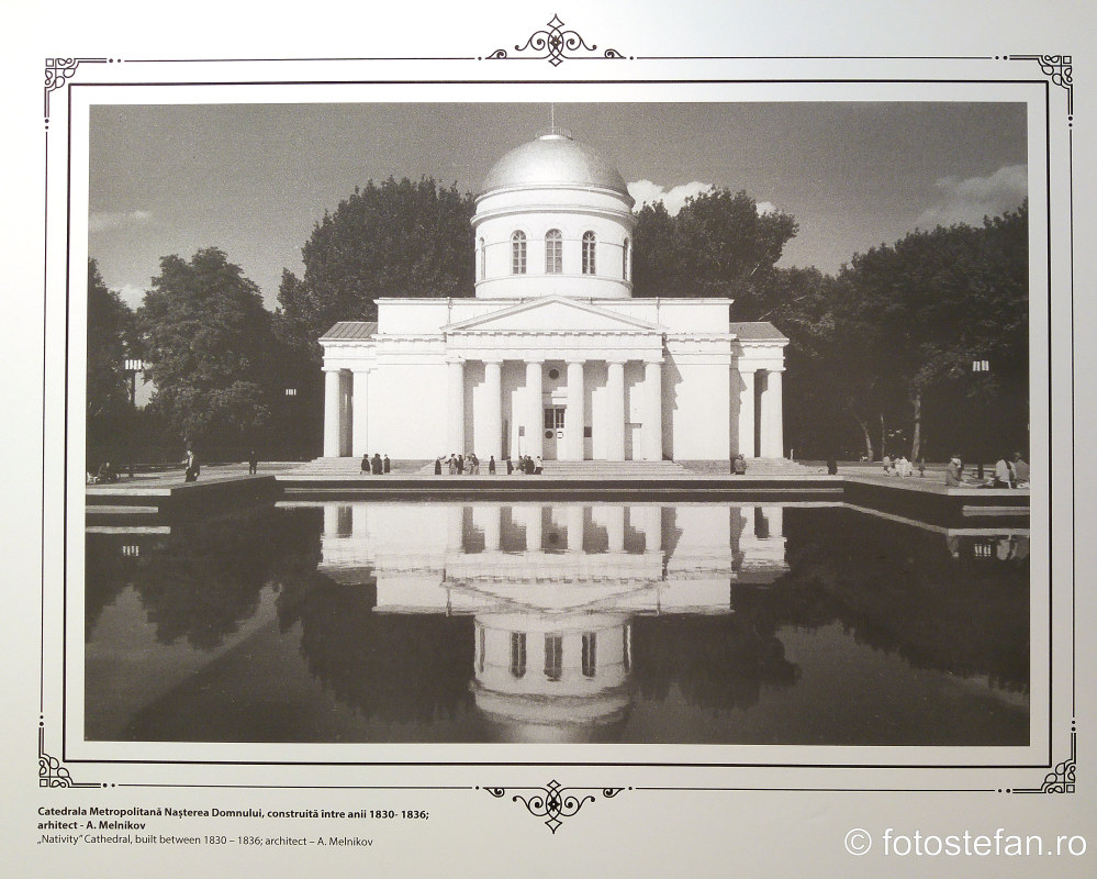 poza catedrala metropolitana nasterea domnului chisinau moldova