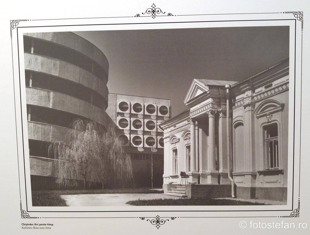 expozitie fotografii la pas prin chisinau palatul sutu bucuresti