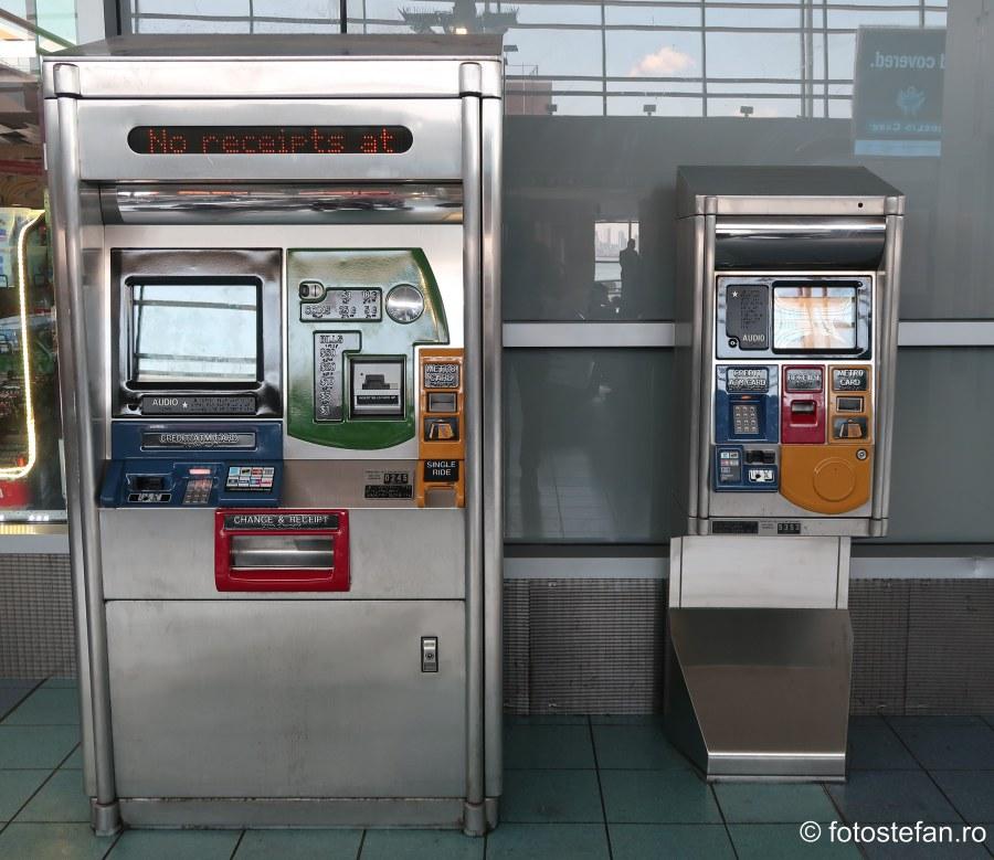 fotografii calatorie america automat vanzare cartela metrou new york