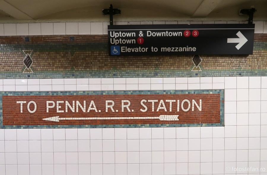 poza nume statie metrou new york america