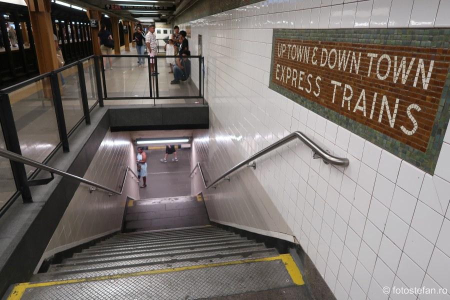 poze statie metrou new york sua