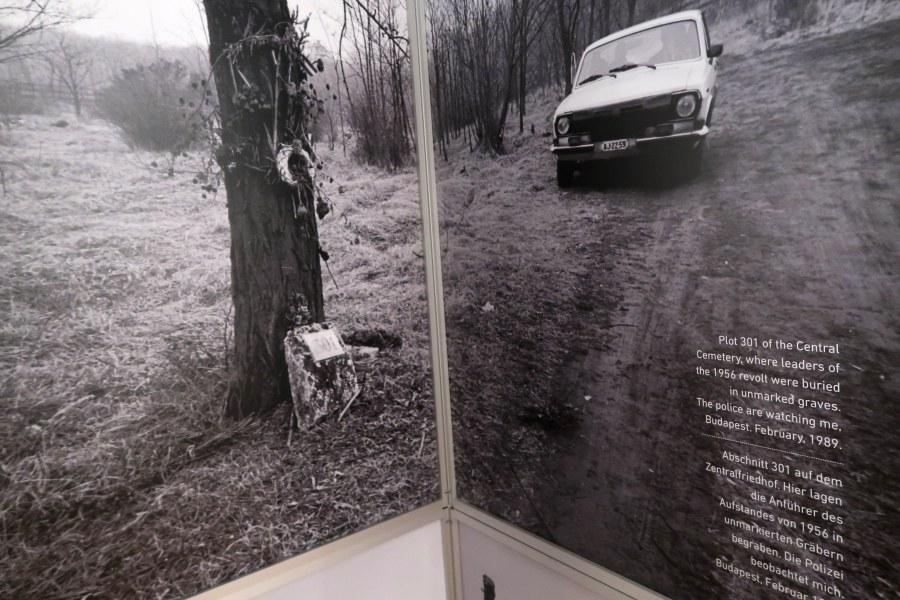 poza alb negru ungaria comunista Edward Serotta fotograf american