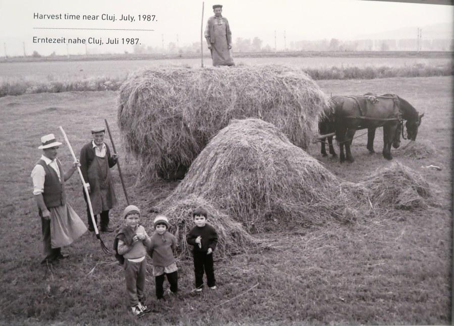 fotografie cluj 1987 poza alb-negru
