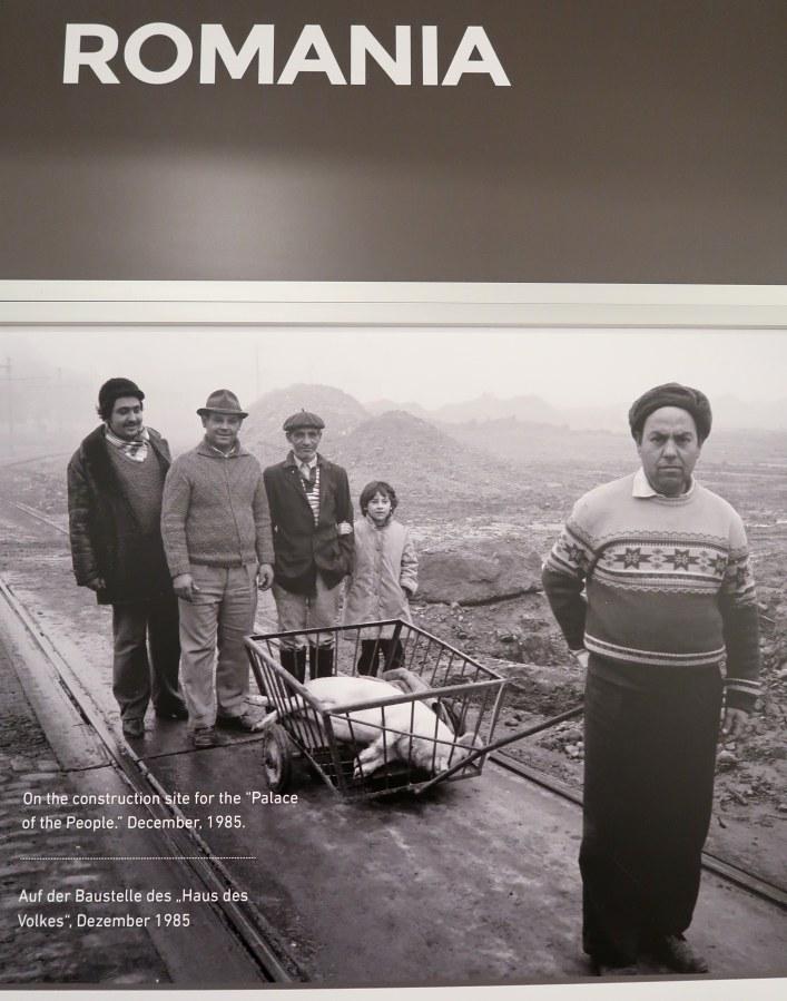 romania comunista fotojurnalist american Edward Serotta