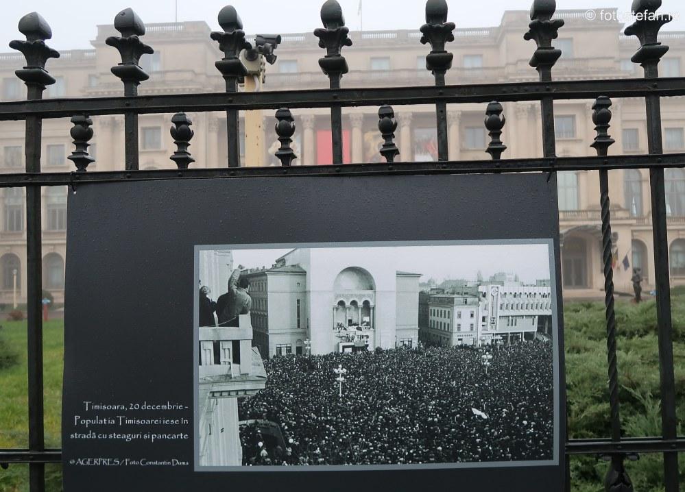 Evenimentele din decembrie 1989 timisoara expozitie foto agerpres