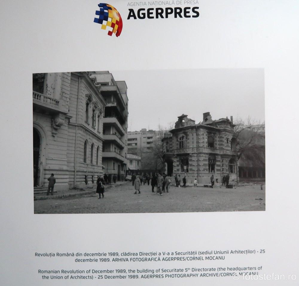 poze expozitie foto agerpres Comitetul Central al PCR