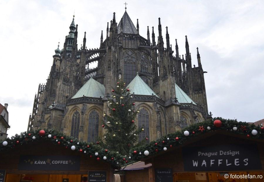 poza targ craciun castel praga city break decembrie