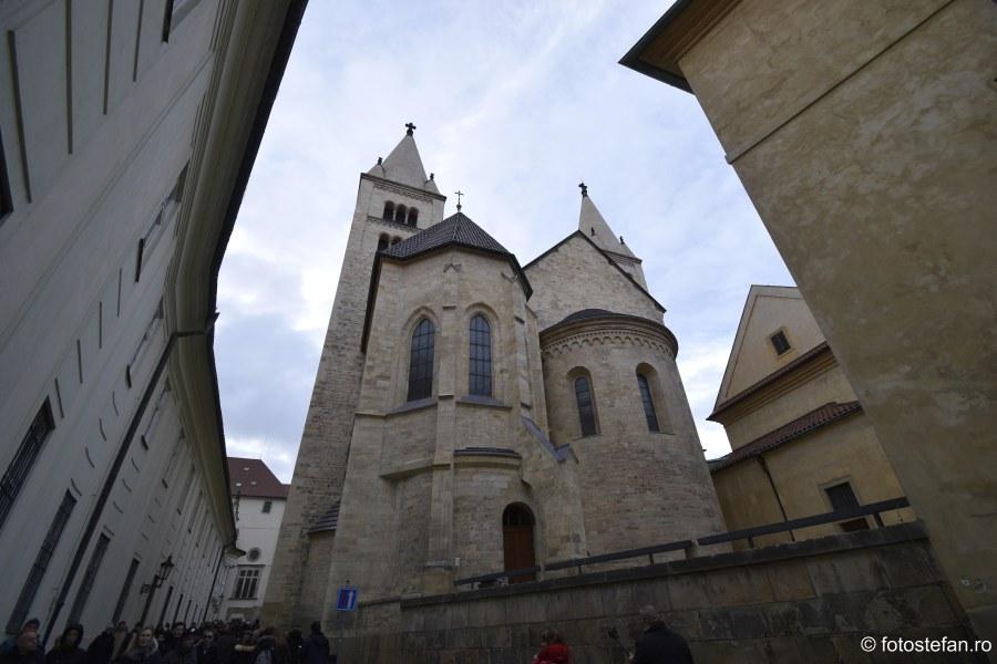 fotografii castelul praga cehia obiectiv turistic