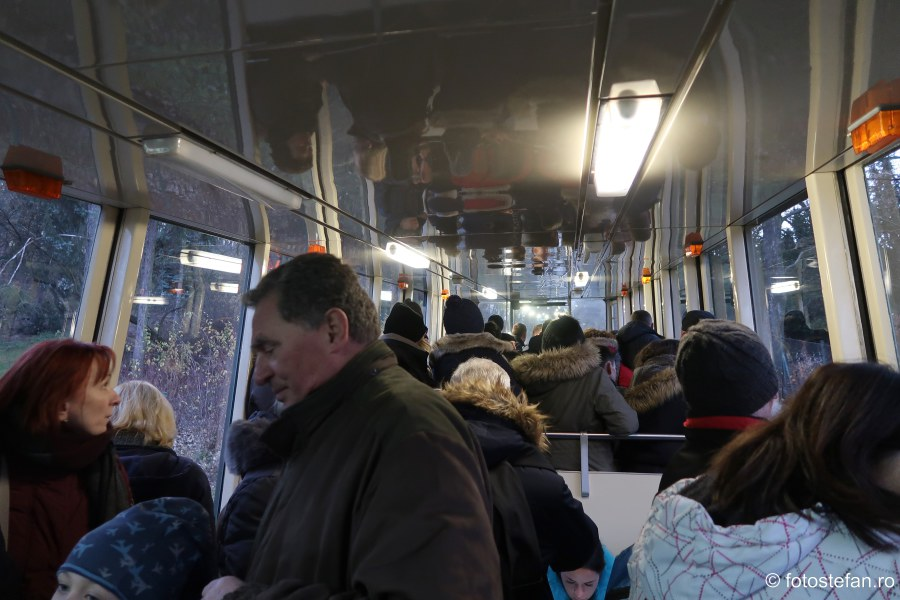 ingesuiala aglomeratie funicular praga city break decembrie iarna