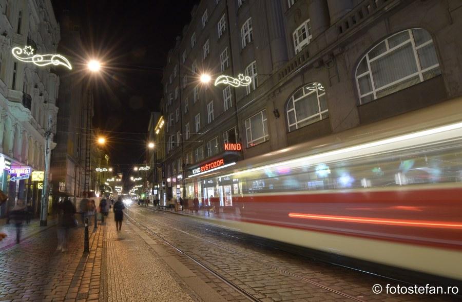 poza tramvai praga city break decembrie craciun