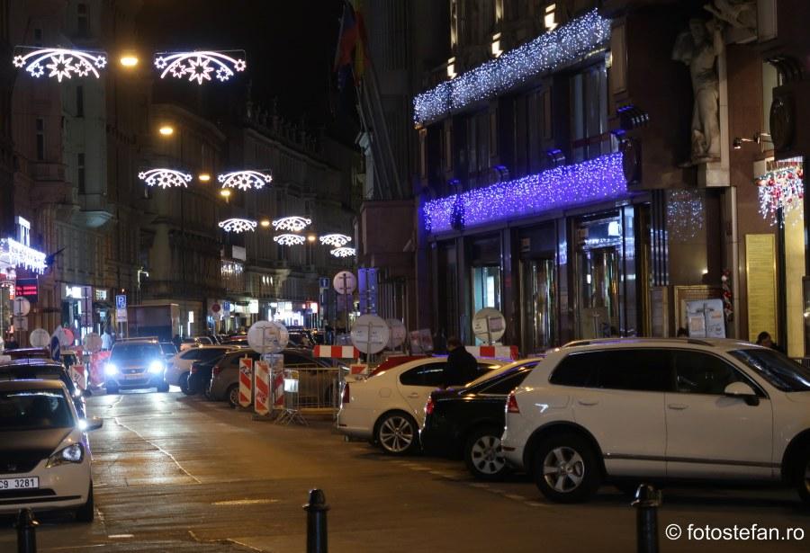 lumini craciun decembrie praga cehia excursie