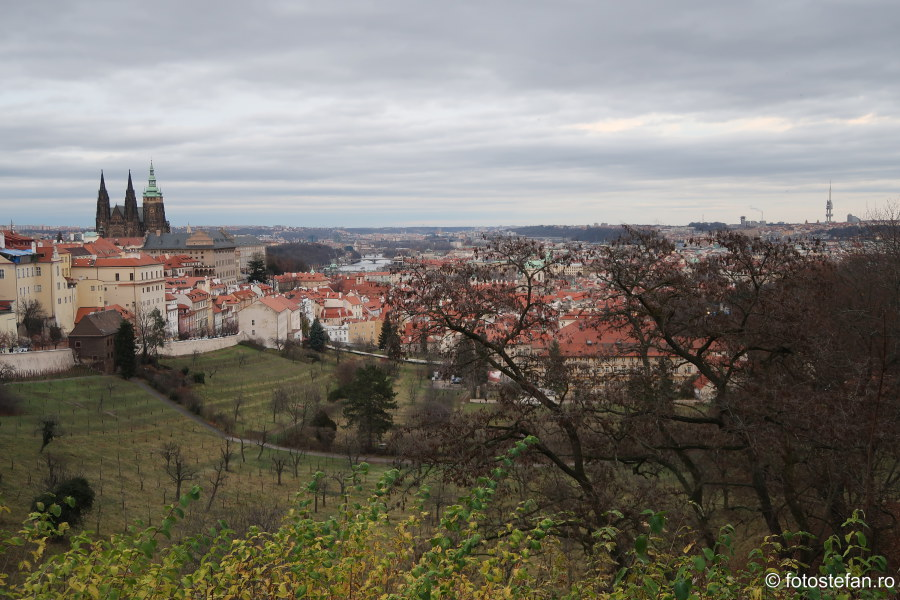 poze praga obiective turistice priveliste perspectiva oras