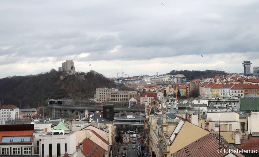 poze monument deal colina praga cehia