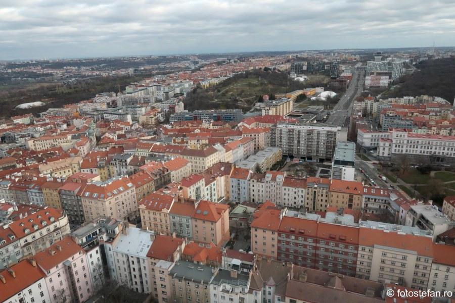 cladiri oras praga cehia decembrie vacanta