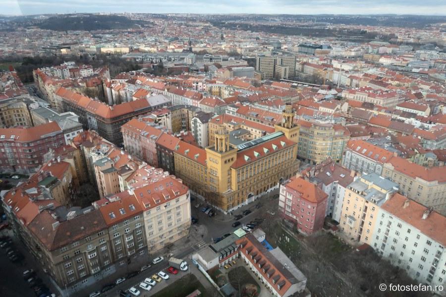 arhitectura cladiri praga cehia