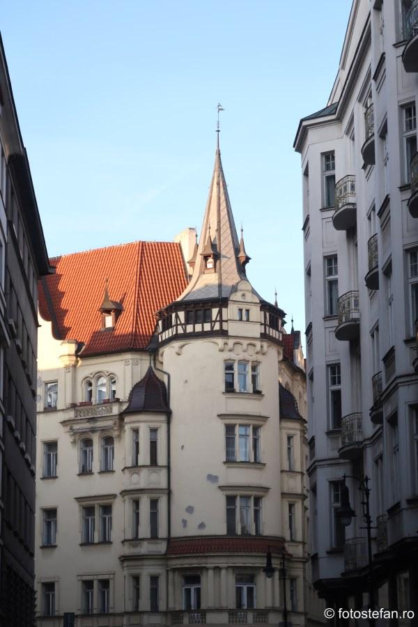 poze cladiri cehia Praga city break