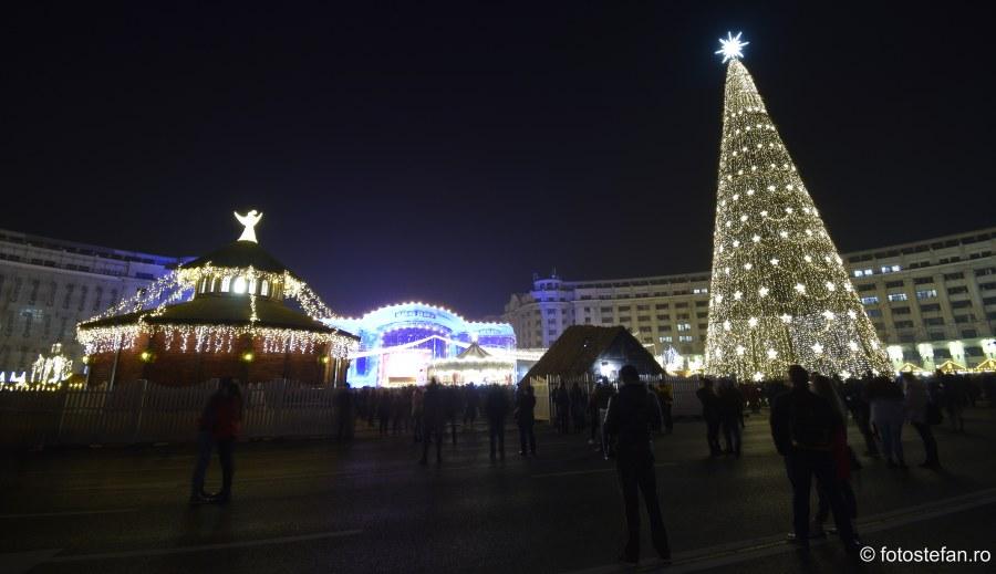 poze targ craciun bucuresti bucharest christmas market 2019 romania