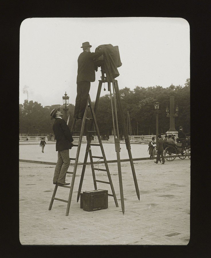Paris Musees fotografii istorice online gratuite poze vechi