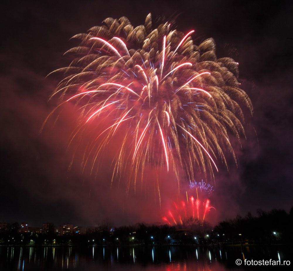poze spectacol artificii prac ior titan bucuresti
