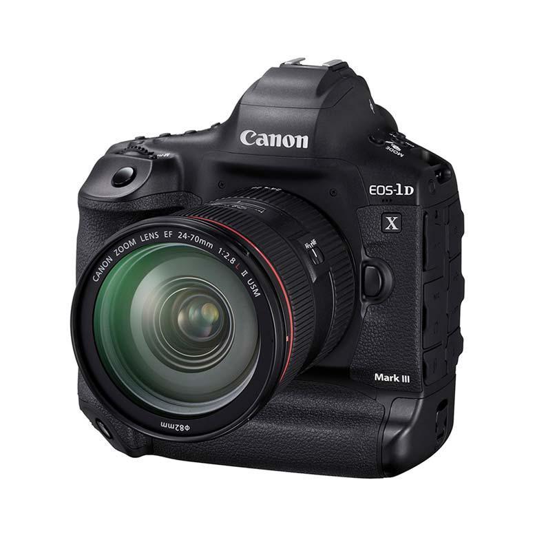Canon 1Dx Mark III aparat foto performant senzor full frame