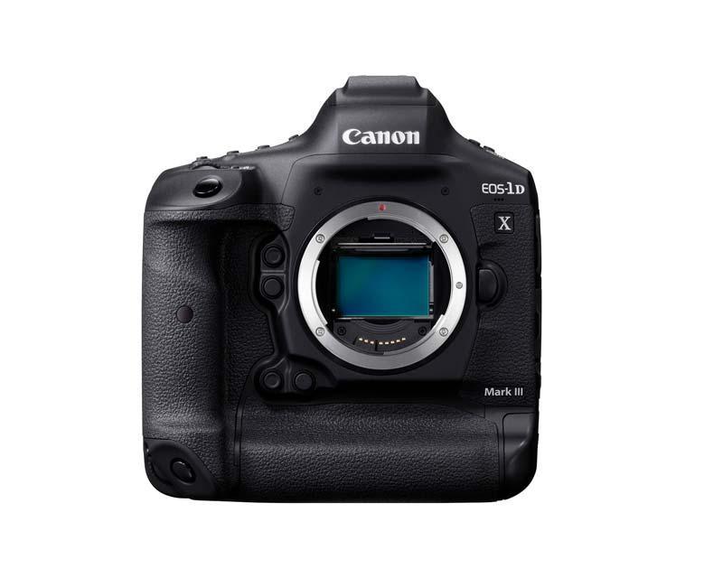 senzor full frame aparat foto Canon 1Dx Mark III
