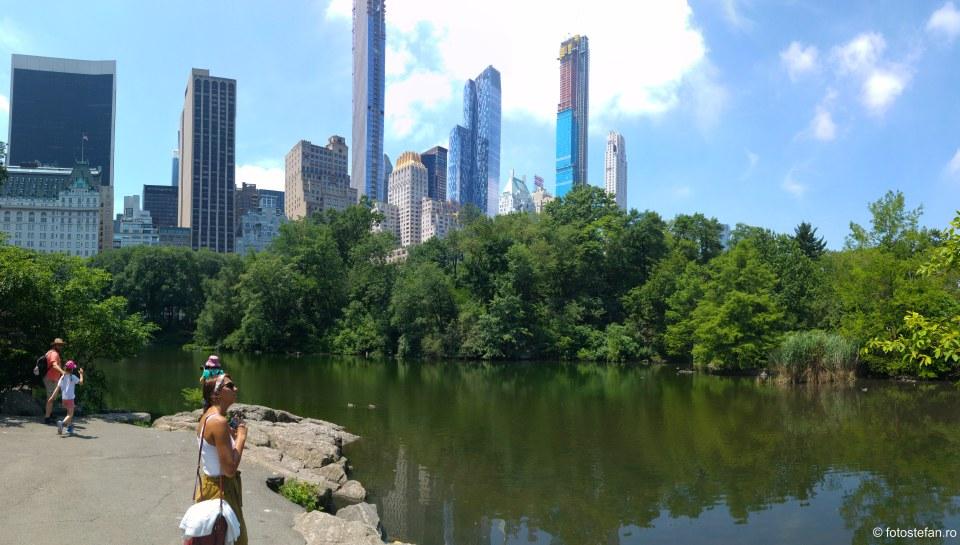 fotografie central parc gratis New York turism