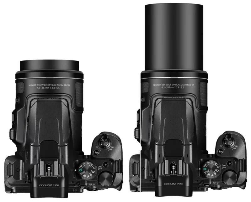poza aparat foto super zoom Nikon Coolpix P950