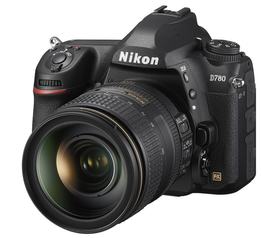 Nikon D780 dslr full frame performant