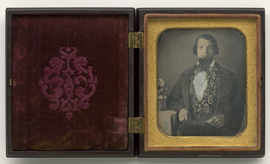 #SmithsonianOpenAccess Daguerreotype photo free