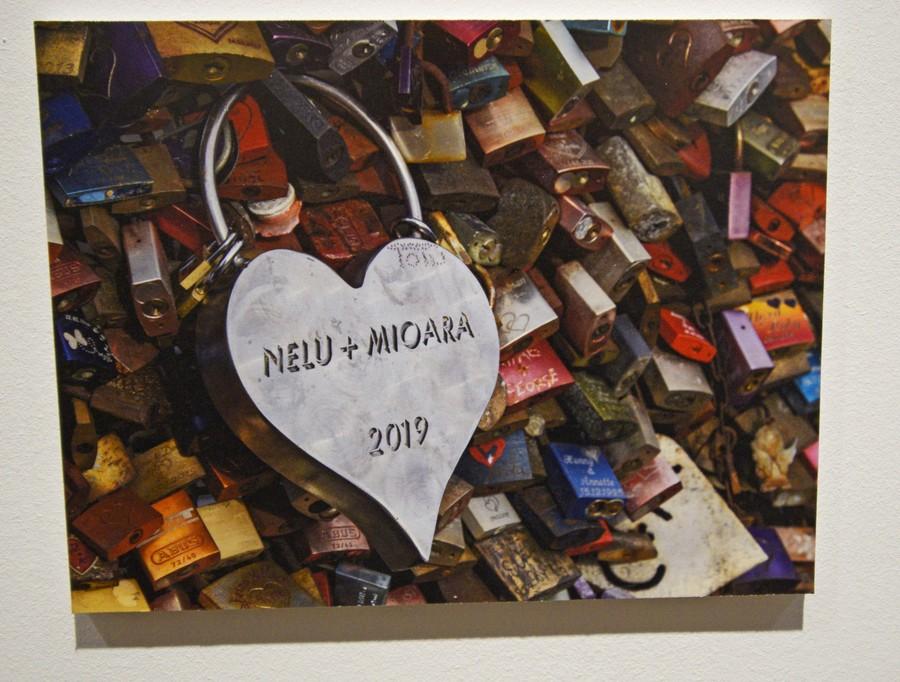 poza lacat de dragoste Acasa: wohin? romani in Germania