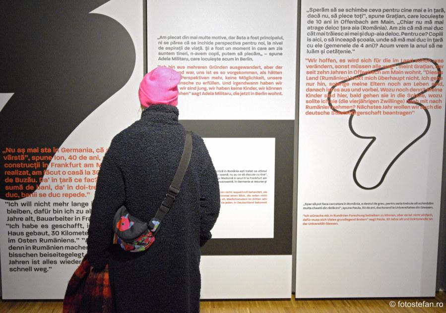poze vernisaj expozitie foto goethe institut bucuresti romania