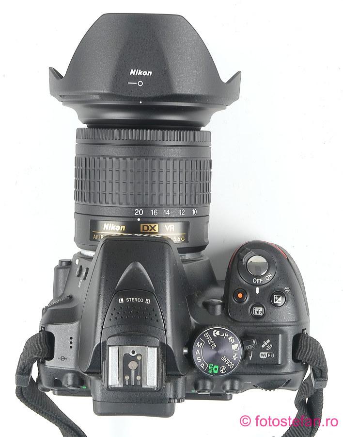test nikon d5300 obiectiv nikkor 10-20mm vr dx