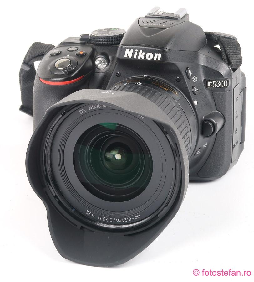 Nikon 10-20mm f/4.5-5.6 DX VR AF-P Review test nikon d5300