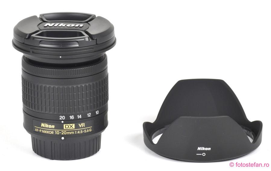 Nikon 10-20mm VR DX test obiectiv nikkor zoom ultrawide review
