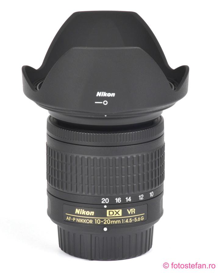 poza zoom ultra wide AF-P DX NIKKOR 10-20mm f/4.5-5.6G VR test