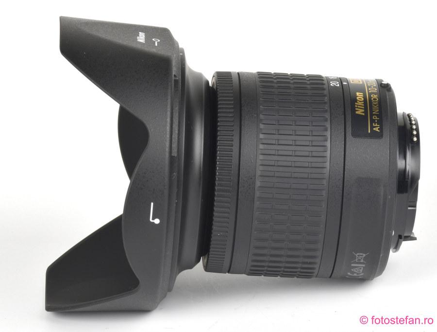 poza obiectiv ultra wide Nikon AF-P DX NIKKOR 10-20mm f/4.5-5.6G VR