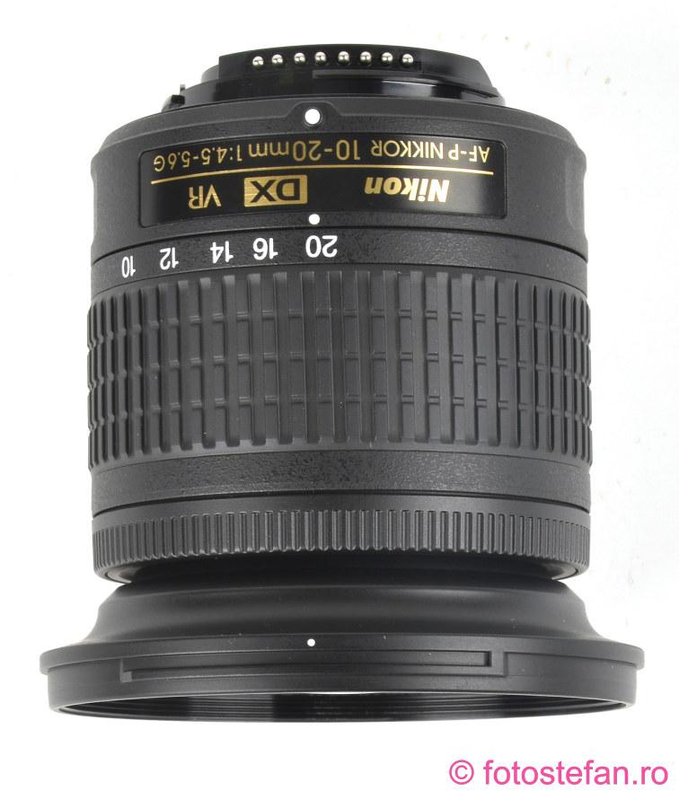 poza zoom ultra wide AF-P DX NIKKOR 10-20mm f/4.5-5.6G VR