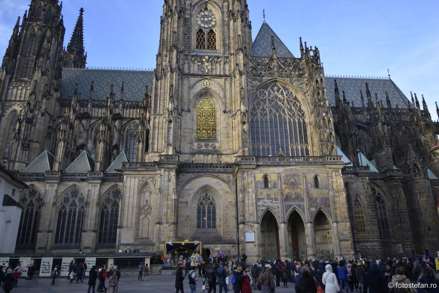 fotografii praga Catedrala Sf. Vitus obiectiv wide nikon 10-20mm dx vr