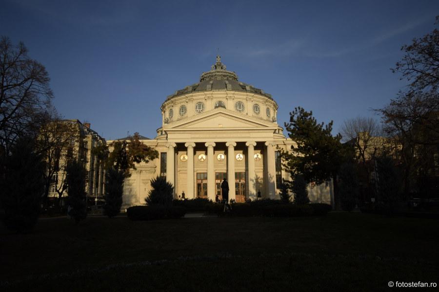 arhitectura ateneu bucuresti romania review obiectiv nikon 10-20mm vr dx