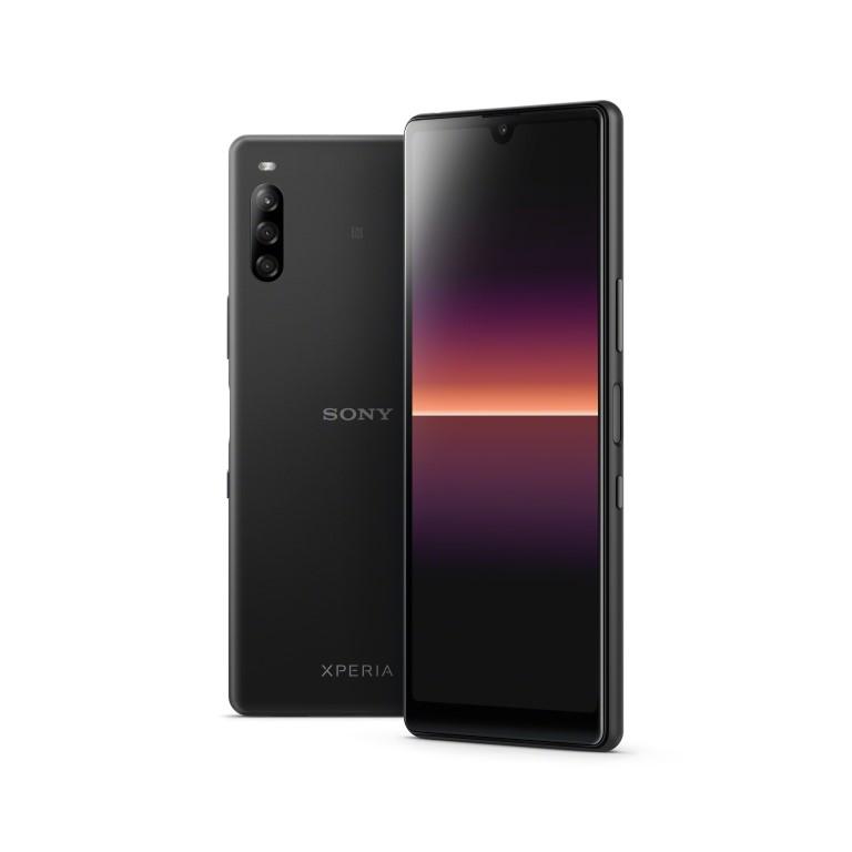 Sony Xperia L4 smartphone telefon mobil 3 camere foto