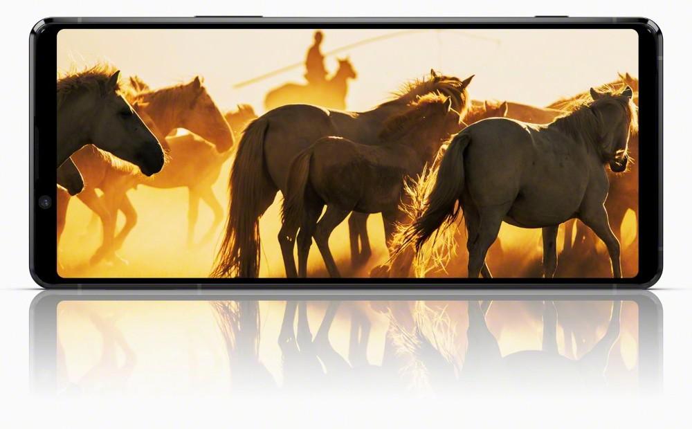 display Sony Xperia 1 II smartphone 5g