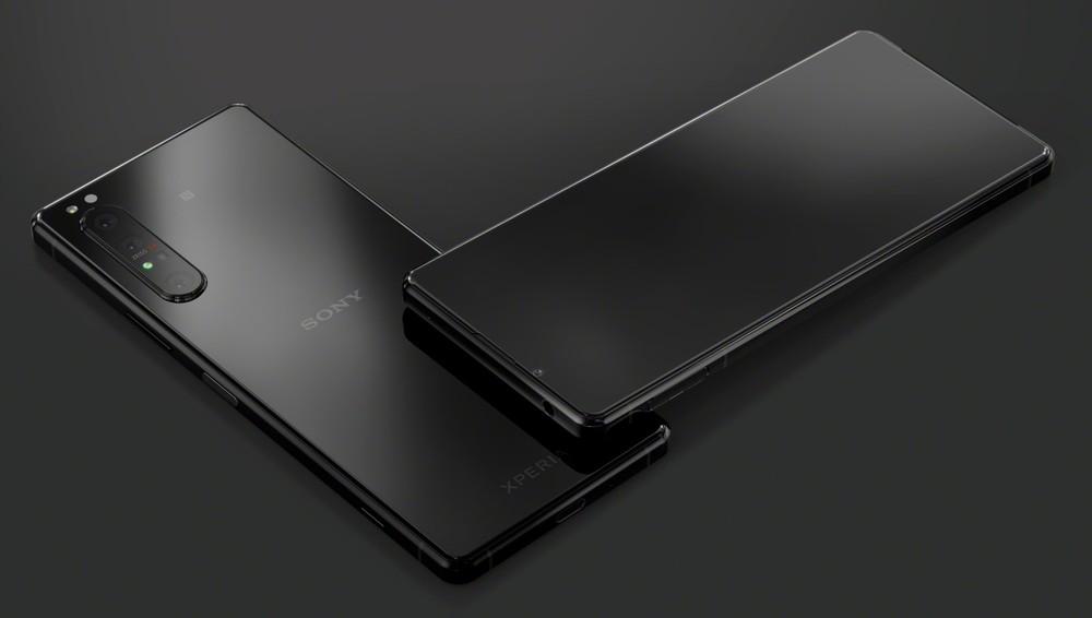 Sony Xperia 1 II smartphone 5G 3 camere foto fotografiere rafala
