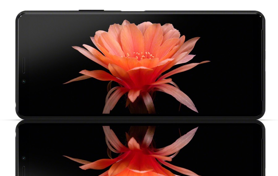 Sony Xperia 10 ll smartphone display oled 6 inch format 21:9
