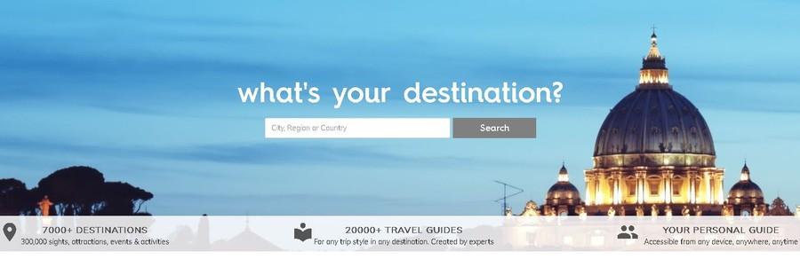aplicatii gratuite pentru planificarea calatoriilor vizitare oras harta itinerar android ios