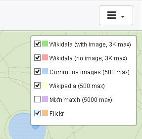 WikiShootMe detalii fotografii planificare vacanta obiective turistice