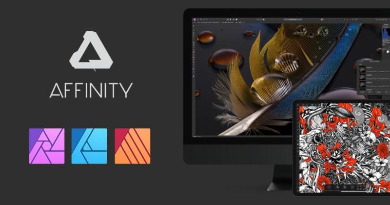 Affinity program prelucrare foto gratuit jumatate pret