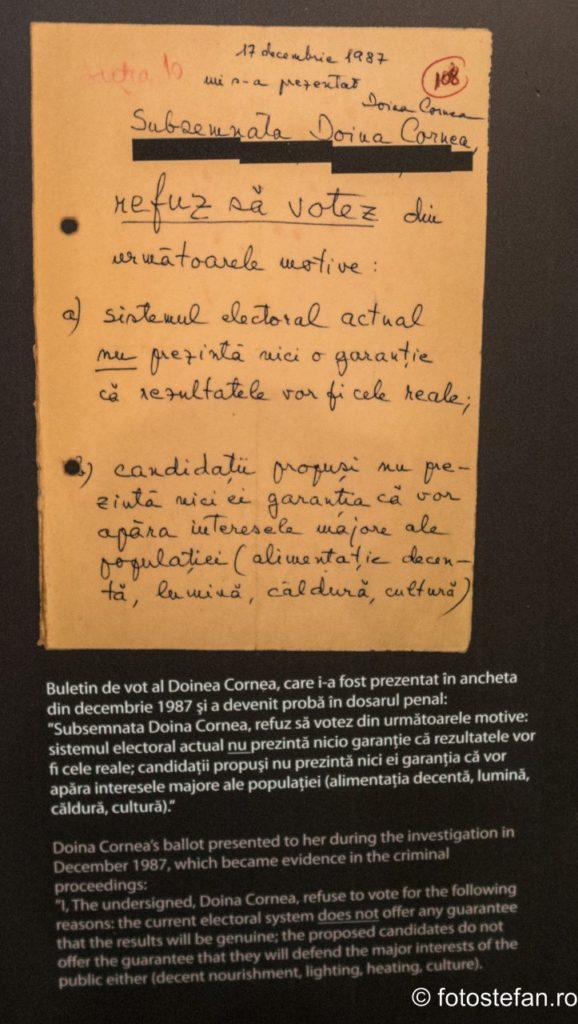CNSAS Fundatia Konrad Adenauer expozitia In cautarea libertatii. Eroi fara glorie foaierul Rotonda Sala Mica  Teatrul National Bucuresti