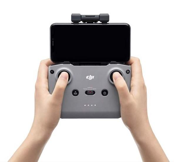 poza telecomanda drona mavic air 2 telefon 10 km