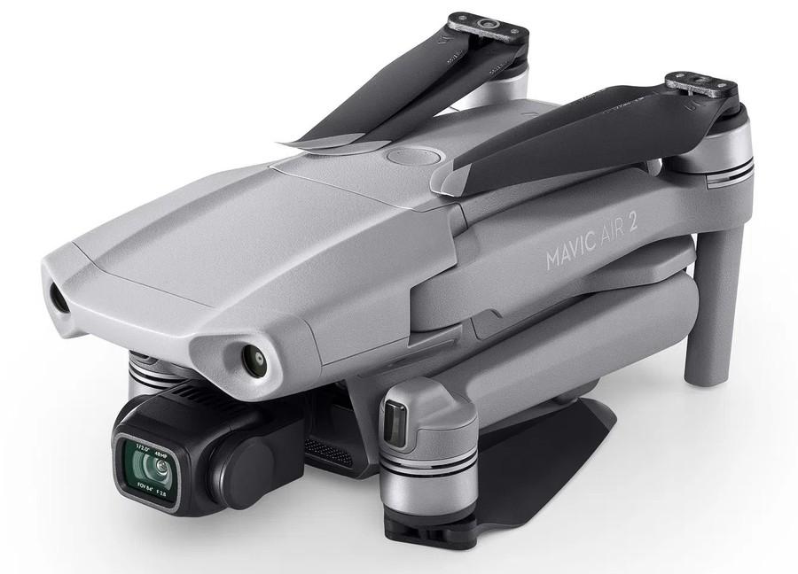 poza drona compacta performanta autonomie mare DJI Mavic Air 2